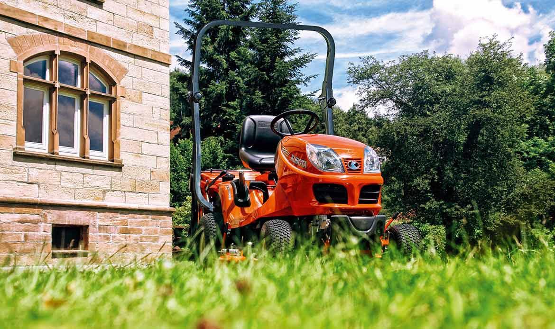 Ihr erstklassiger Partner für Gartentechnik